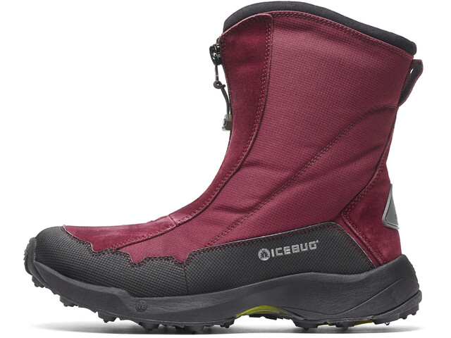 Icebug W´s Ivalo2 BUGrip Boots Mulberry